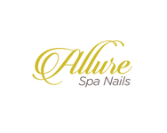 Allure Spa Nails Logo - Entry #82