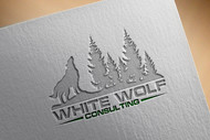 White Wolf Consulting (optional LLC) Logo - Entry #278