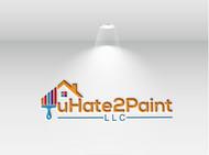 uHate2Paint LLC Logo - Entry #64