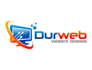 Durweb Website Designs Logo - Entry #222