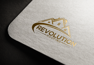 Revolution Roofing Logo - Entry #82