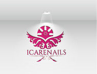 icarenails Logo - Entry #46