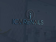 icarenails Logo - Entry #64