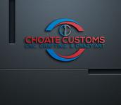 Choate Customs Logo - Entry #127