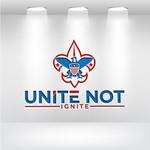 Unite not Ignite Logo - Entry #202