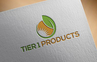Tier 1 Products Logo - Entry #186