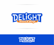 DELIGHT Pizza & Wings  Logo - Entry #71