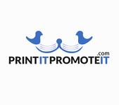 PrintItPromoteIt.com Logo - Entry #122