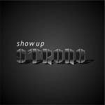 SHOW UP STRONG  Logo - Entry #81