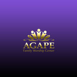Agape Logo - Entry #193