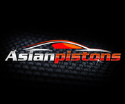 Asian Pistons (maybe with .com) Logo - Entry #44
