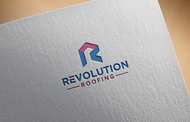 Revolution Roofing Logo - Entry #592