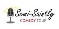 The Semi-Saintly Comedy Tour Logo - Entry #2