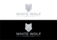 White Wolf Consulting (optional LLC) Logo - Entry #522