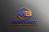 Midwest Battery Logo - Entry #10