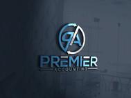 Premier Accounting Logo - Entry #444