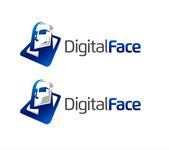 Digital Face Logo - Entry #55