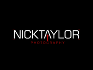 Nick Taylor Photography Logo - Entry #177