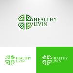 Healthy Livin Logo - Entry #332