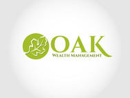 Oak Wealth Management Logo - Entry #10