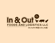 In & Out Foods and Logistics LLC Logo - Entry #15