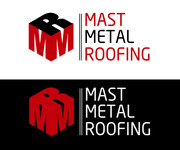 Mast Metal Roofing Logo - Entry #312