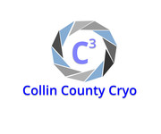C3 or c3 along with Collin County Cryo underneath  Logo - Entry #3