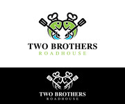 Two Brothers Roadhouse Logo - Entry #84