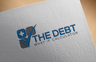 The Debt What If Calculator Logo - Entry #72
