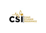 Chad Studier Insurance Logo - Entry #31