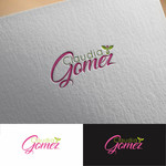 Claudia Gomez Logo - Entry #188