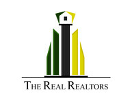 The Real Realtors Logo - Entry #116