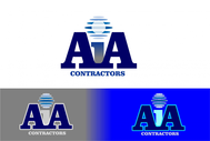 AIA CONTRACTORS Logo - Entry #100