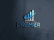 Premier Accounting Logo - Entry #414