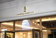 Leading Voice, LLC. Logo - Entry #102