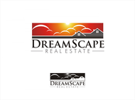 DreamScape Real Estate Logo - Entry #38