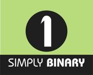 Simply Binary Logo - Entry #74