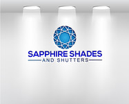 Sapphire Shades and Shutters Logo - Entry #96