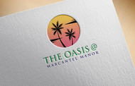 The Oasis @ Marcantel Manor Logo - Entry #13
