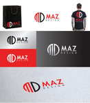 Maz Designs Logo - Entry #32