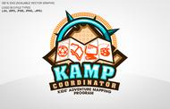 KAMPcoordinator : Kids' Adventure Mapping Program   Logo - Entry #36