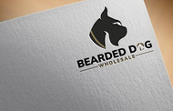 Bearded Dog Wholesale Logo - Entry #124