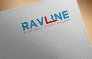 RAVLINE Logo - Entry #104