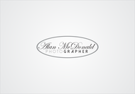Alan McDonald - Photographer Logo - Entry #52
