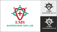 EMS Supervisor Sim Lab Logo - Entry #25