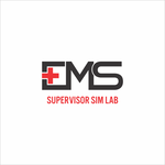 EMS Supervisor Sim Lab Logo - Entry #1