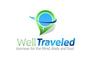 Well Traveled Logo - Entry #58