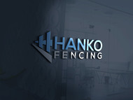 Hanko Fencing Logo - Entry #51