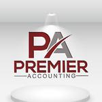Premier Accounting Logo - Entry #112