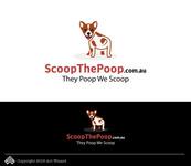 ScoopThePoop.com.au Logo - Entry #89